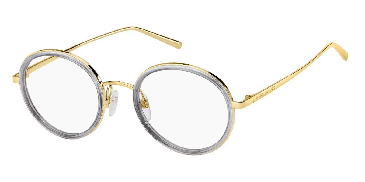 Marc Jacobs MARC 481 2F7 Men's Glasses Grey Size 49 - Free Lenses - HSA/FSA Insurance - Blue Light Block Available
