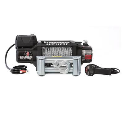 Smittybilt X2O 15.5K GEN2 15500lb Wireless Winch - 97515