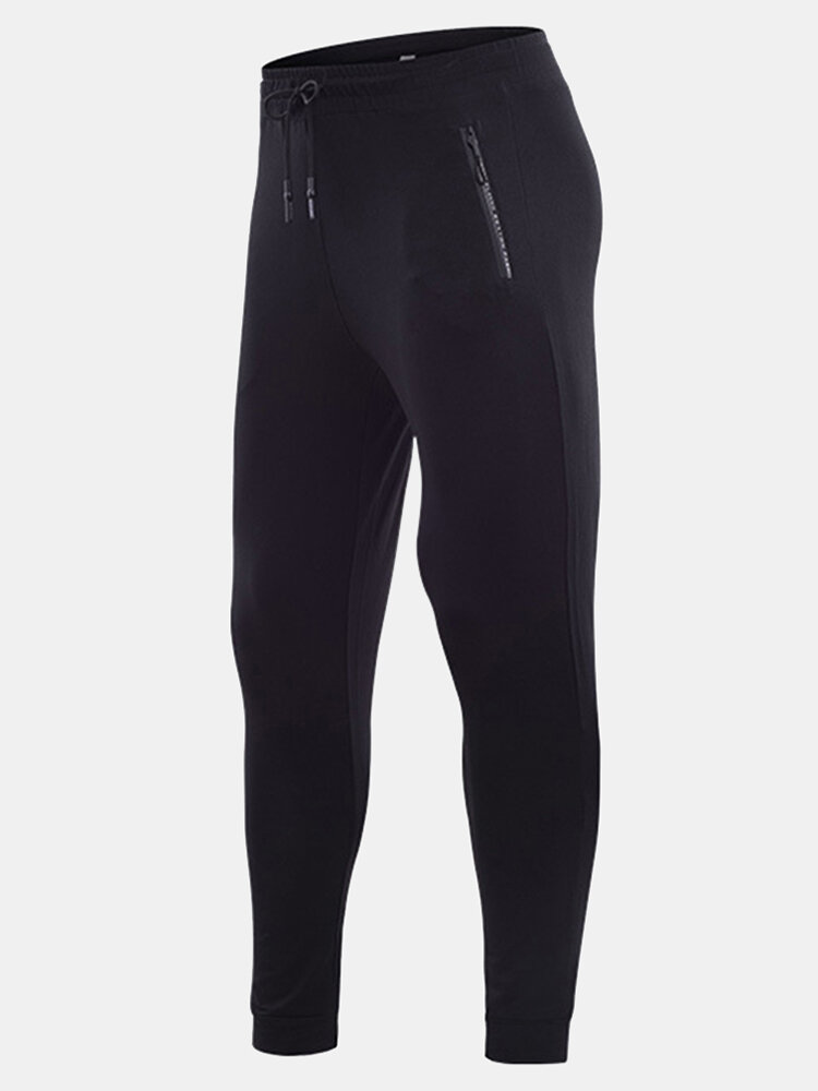 Mens PRO Compression Quick Dry Breathable Skinny Fit Riding Running Training Sport Pants
