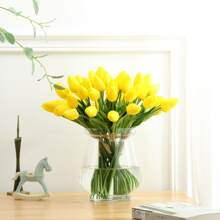 1 rama tulipan artificial