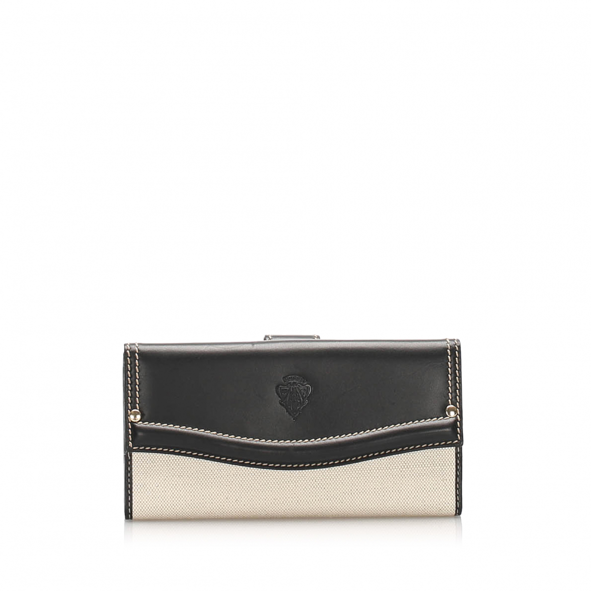 Gucci N White Cloth wallet for Women N