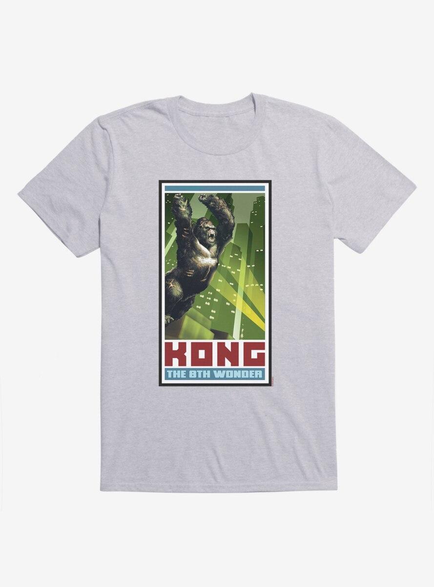 King Kong Eight Wonder T-Shirt