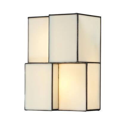 72060-2 Cubist Collection 2 Light Sconce in Brushed