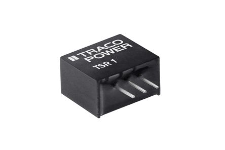 TRACOPOWER Through Hole Switching Regulator, 12V dc Output Voltage, 15 → 36V dc Input Voltage, 1A Output Current