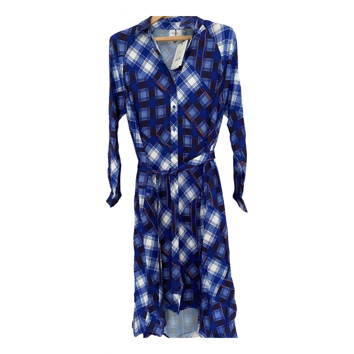 Gestuz \N Blue dress for Women 38 FR