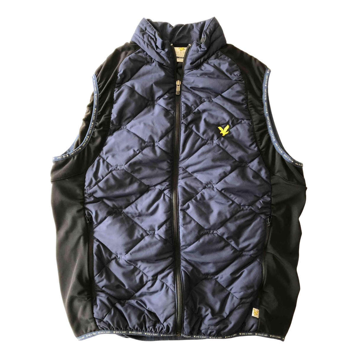 Lyle And Scott \N Jacke Blau