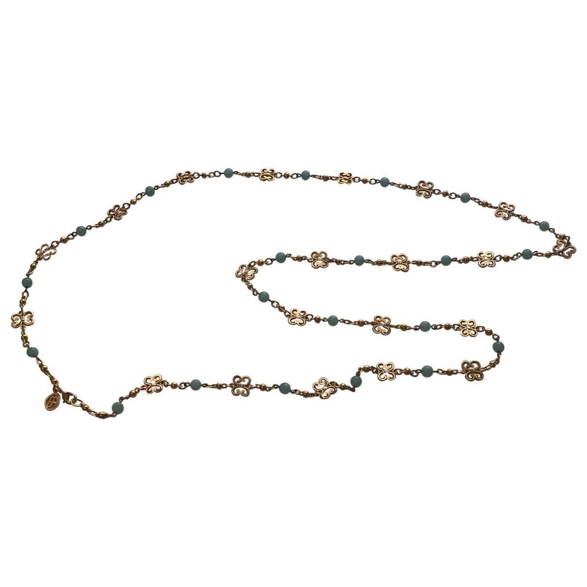 Ben-amun - Sautoir   pour femme en metal - dore