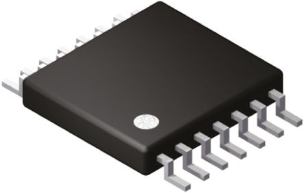 Analog Devices AD8664ARUZ , Op Amp, RRO, 4MHz, 6 → 15 V, 14-Pin TSSOP