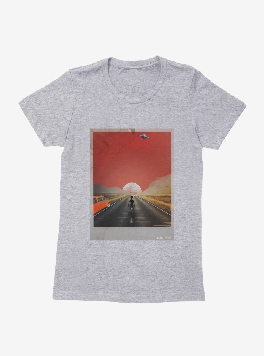 BL Creators: AMCO Vintage Photo Womens T-Shirt