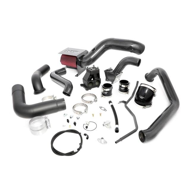 2007.5-2010 Chevrolet / GMC S400 Single Install Kit No Turbo Dark Grey HSP Diesel 415-HSP-DG