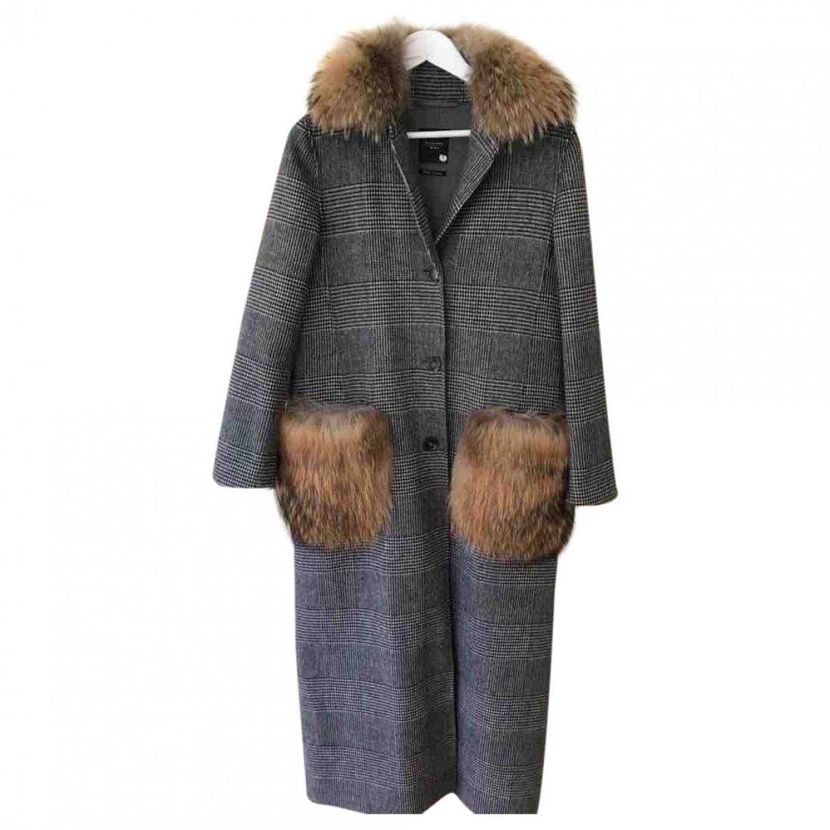 Max Mara Weekend \N Wool coat for Women 8 US