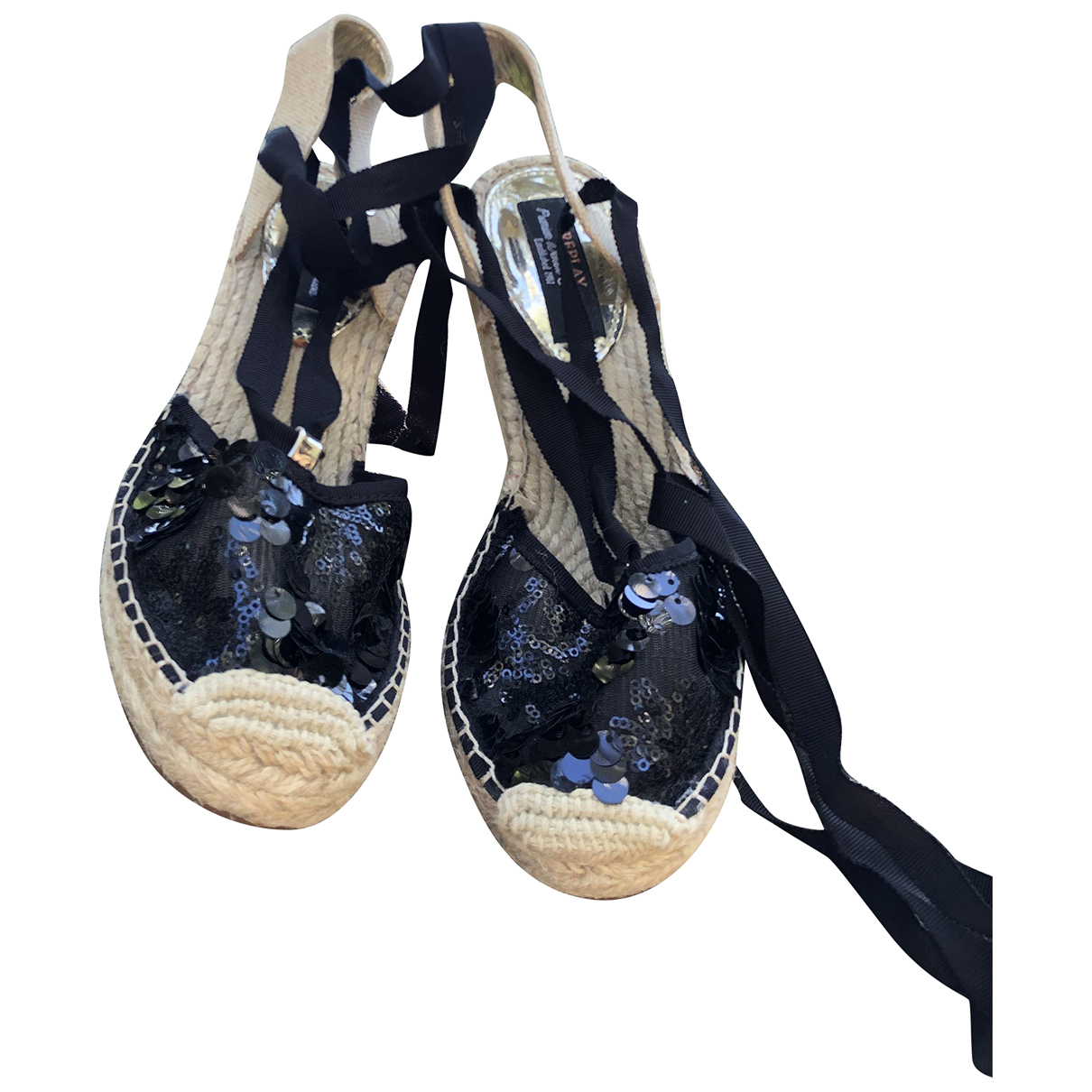 Sandalias de Con lentejuelas Replay