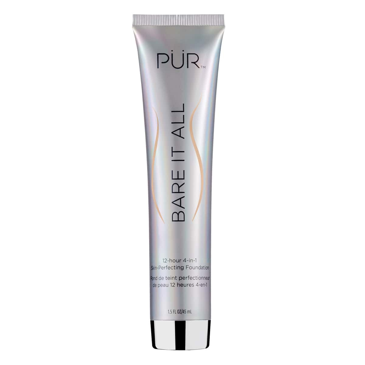Bare It All 12 Hour 4 In 1 Skin Perfecting Foundation - Light Tan