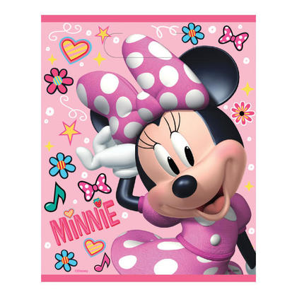 Minnie Mouse 8 Loot Bags For Birthday Party