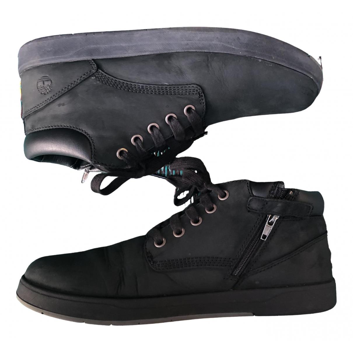Zapatos de Cuero Timberland