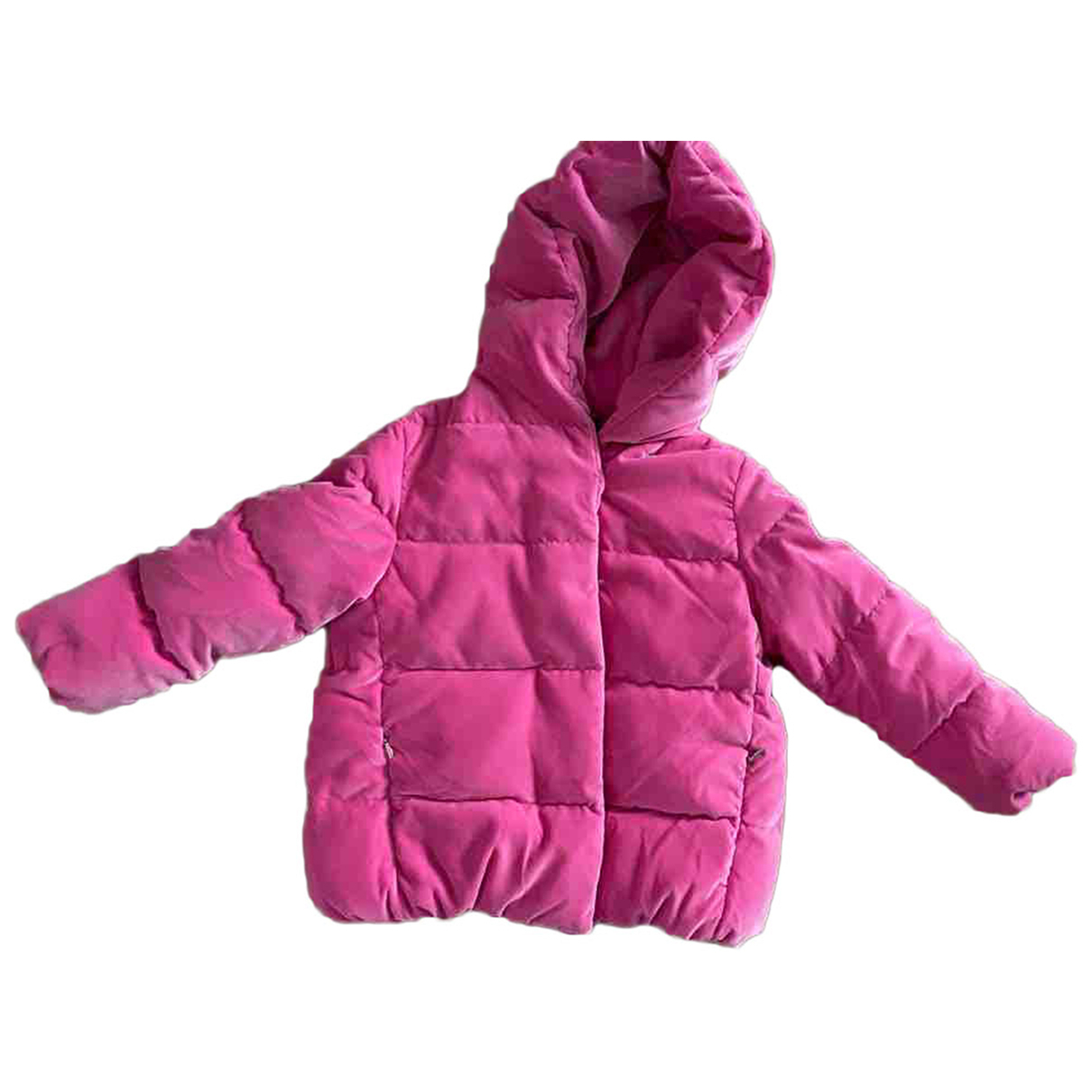 Il Gufo N Pink Velvet jacket & coat for Kids 4 years - up to 102cm FR