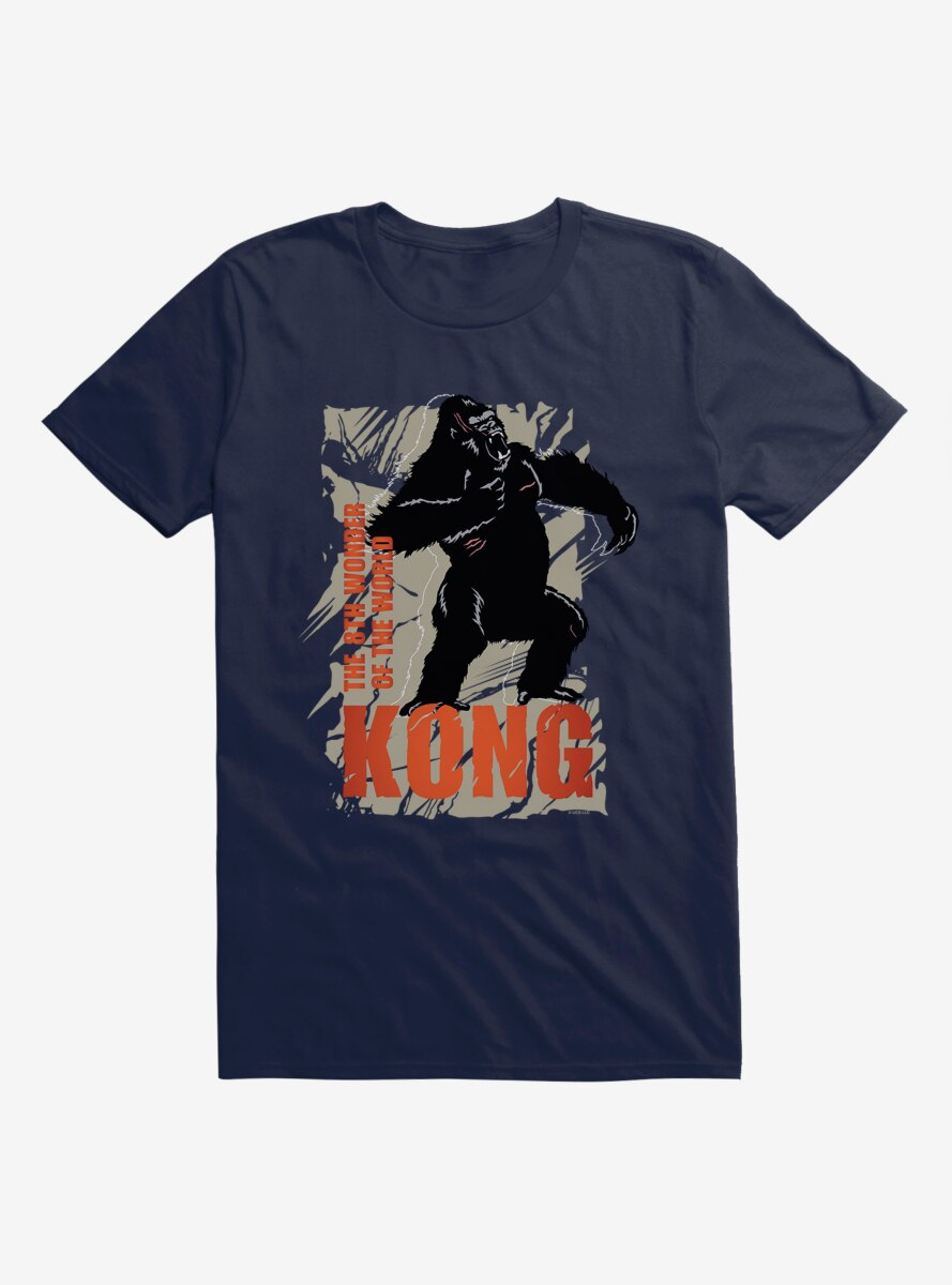 King Kong Wonder Of The World T-Shirt