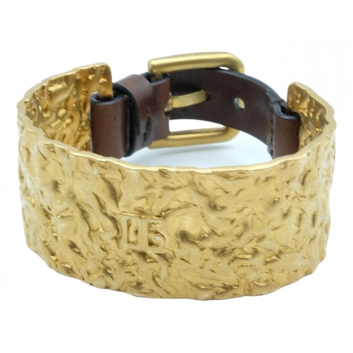 Dolce & Gabbana N Gold Metal bracelet for Women N