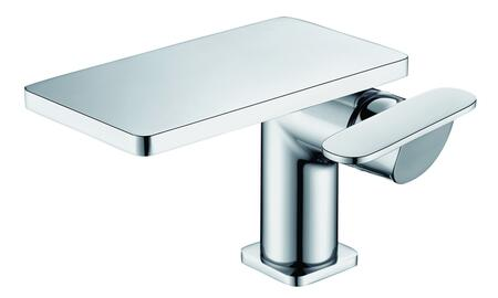 AB1882-PC Polished Chrome Single-Lever Bathroom