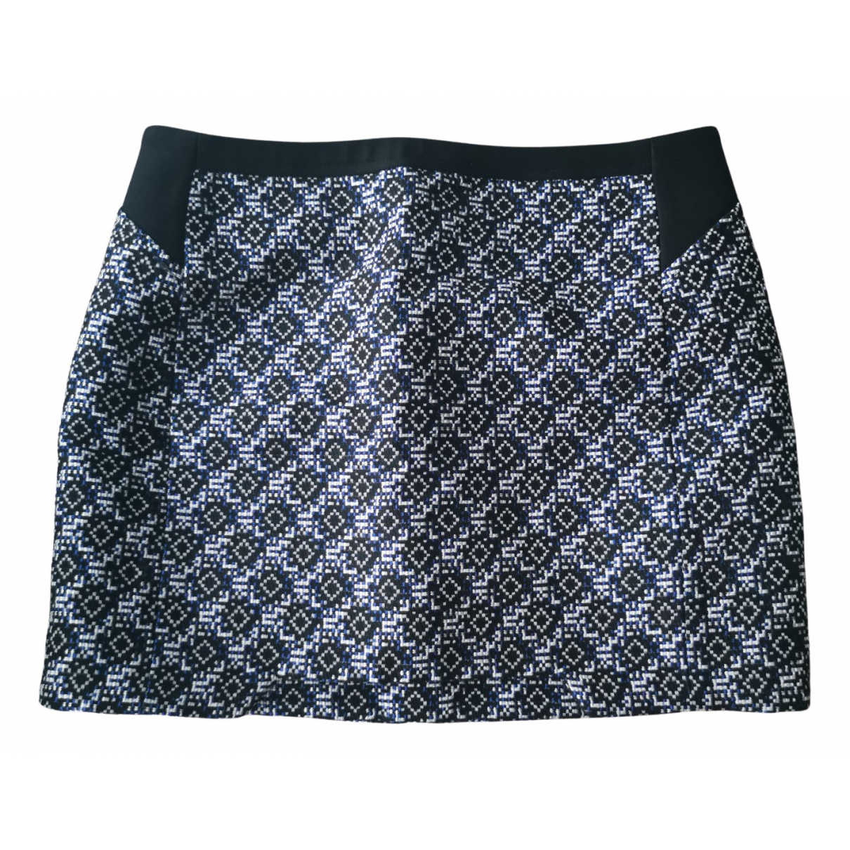 Maje \N Black skirt for Women 34 FR