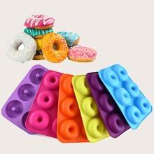 1pc Random Color Donut Mold