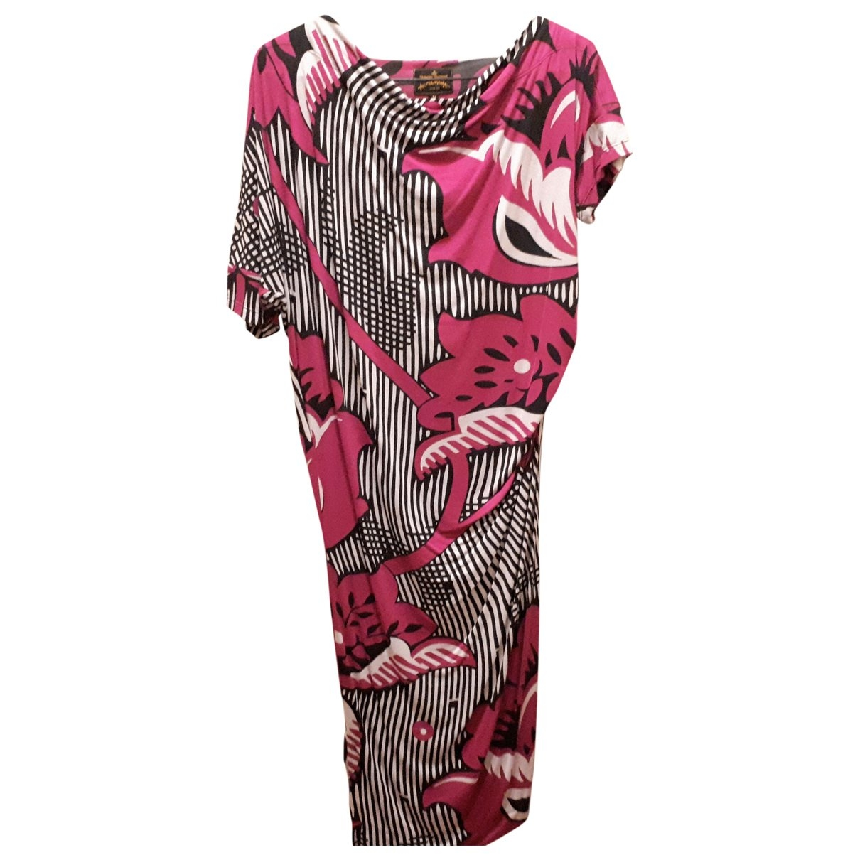 Vestido midi Vivienne Westwood