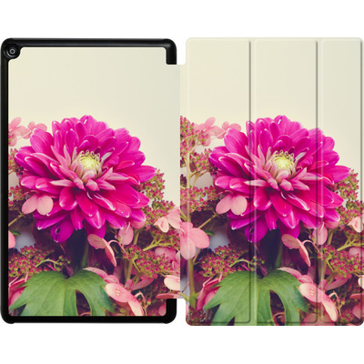 Amazon Fire HD 10 (2018) Tablet Smart Case - Pink Dahlia 2 von Joy StClaire