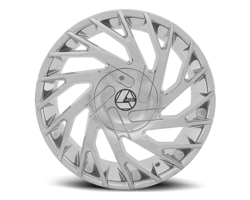 Azara 505 Wheel 30x9.5 5x115 5x120 15mm Chrome