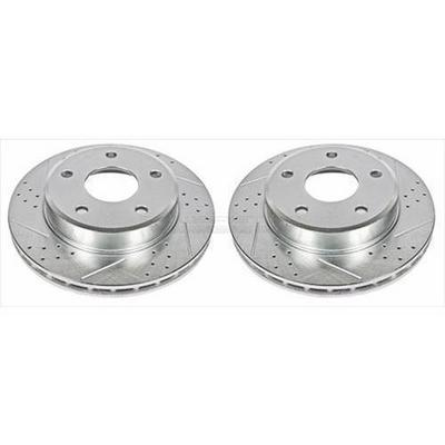 Power Stop Brake Rotor by Power Stop - AR8763XPR