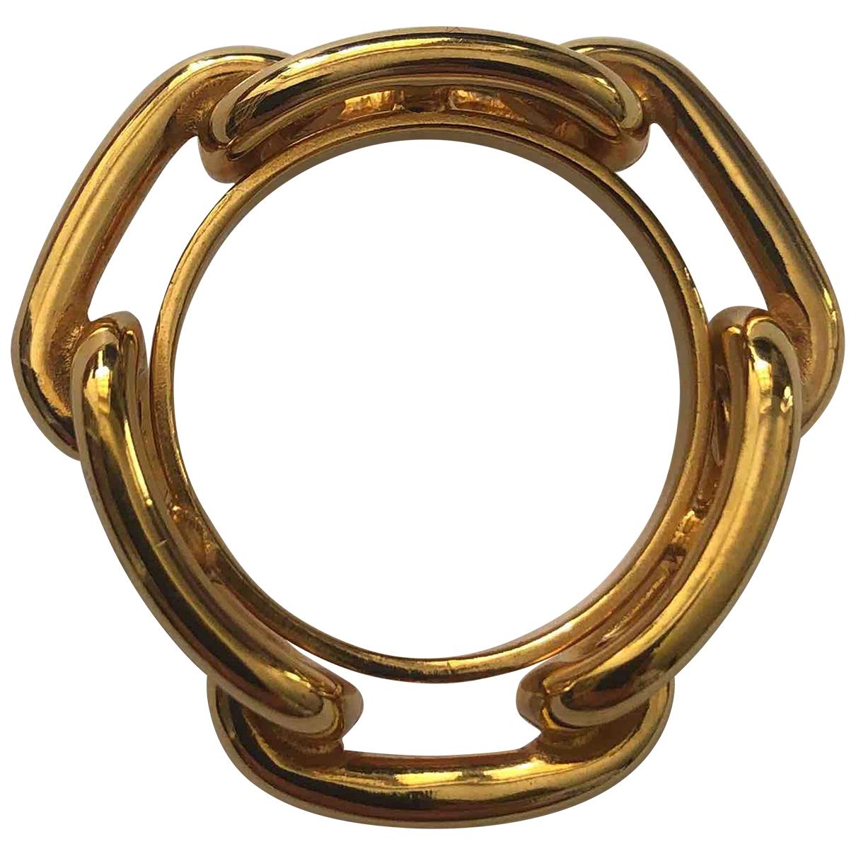 Hermes - Foulard Anneau de Foulard pour femme en autre - dore