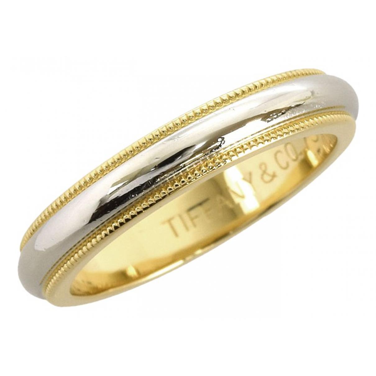 Tiffany & Co - Bague   pour femme en or jaune - dore