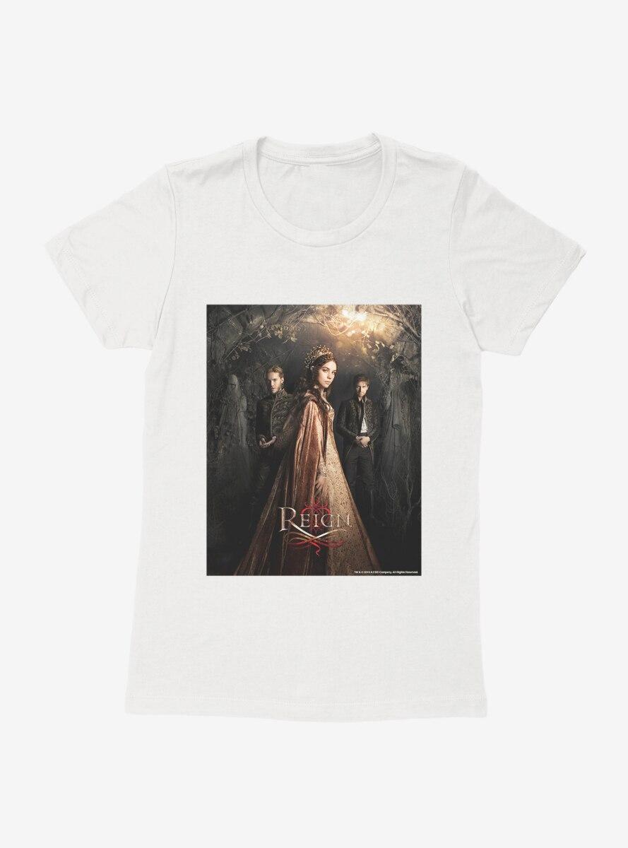 Reign Love Triangle Womens T-Shirt