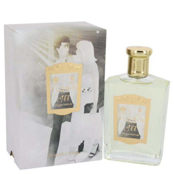 1988 - Floris London Eau de parfum 100 ml