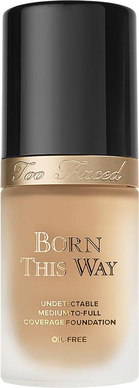 Born This Way Natural Finish Foundation - Warm Beige (medium w/ neutral undertones)