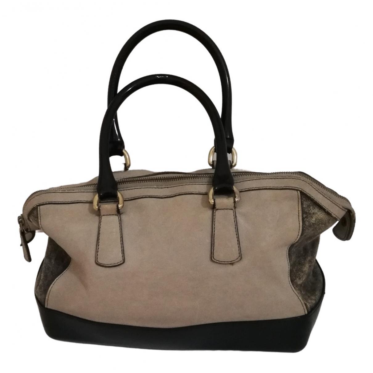 Furla - Sac a main Candy Bag pour femme en cuir - beige