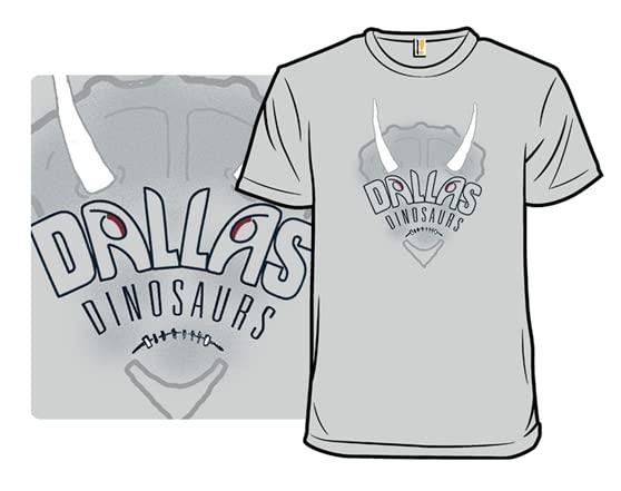 Dallas Dinosaurs T Shirt