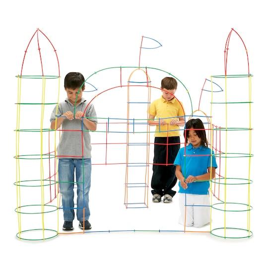 Roylco® Straws And Connectors™, 705 Pieces | Michaels®