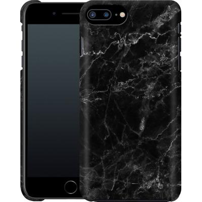 Apple iPhone 8 Plus Smartphone Huelle - Midnight Marble von caseable Designs