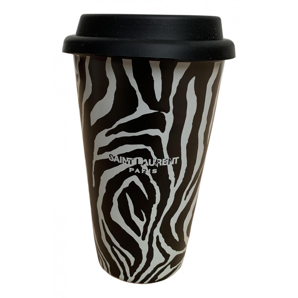 Taza Coffee Mug de Ceramica Saint Laurent