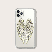 Wing Print iPhone Case