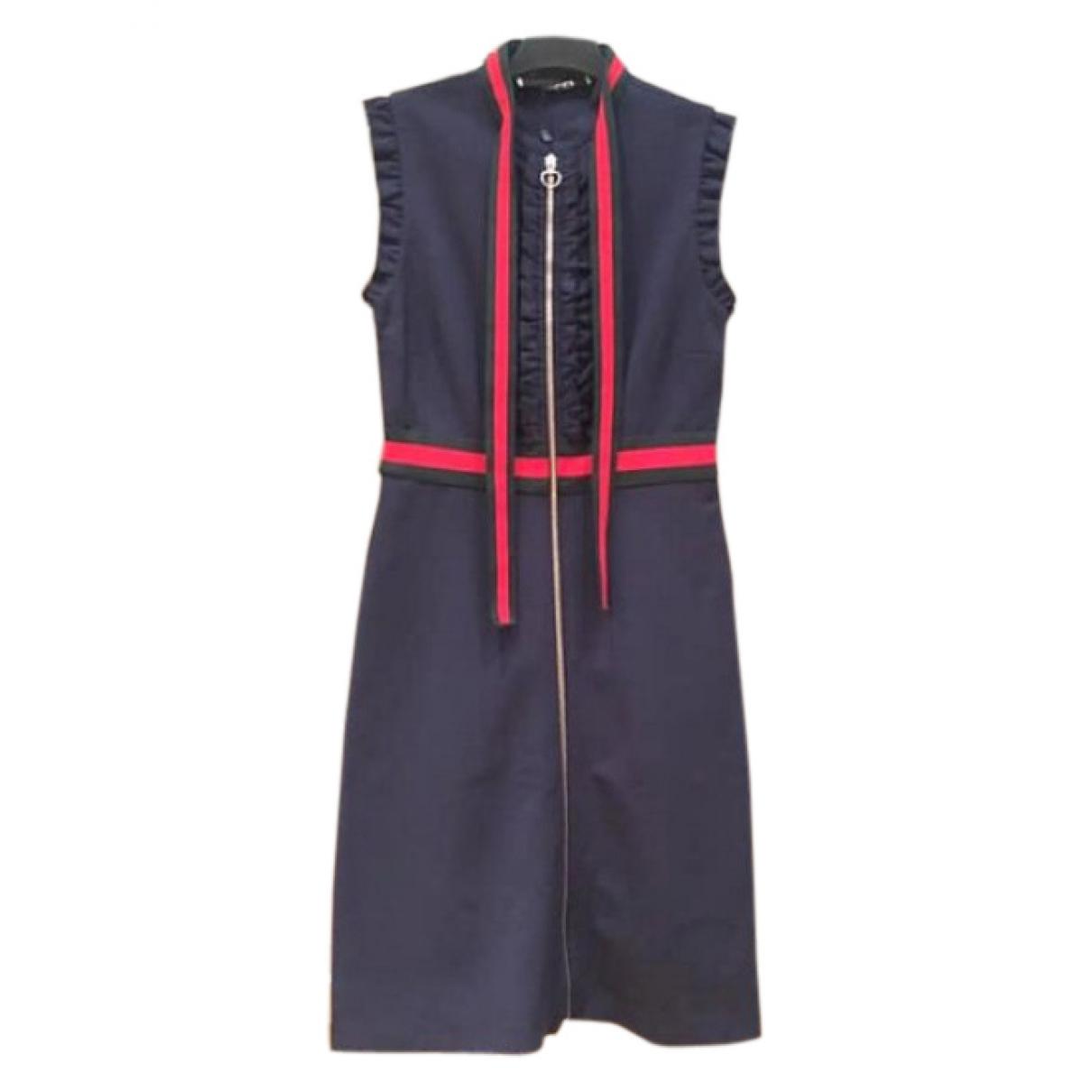 Gucci \N Navy dress for Women M International