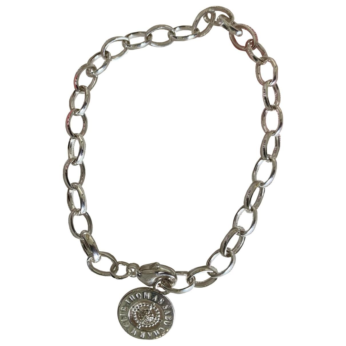 Thomas Sabo \N Armband in  Silber Metall