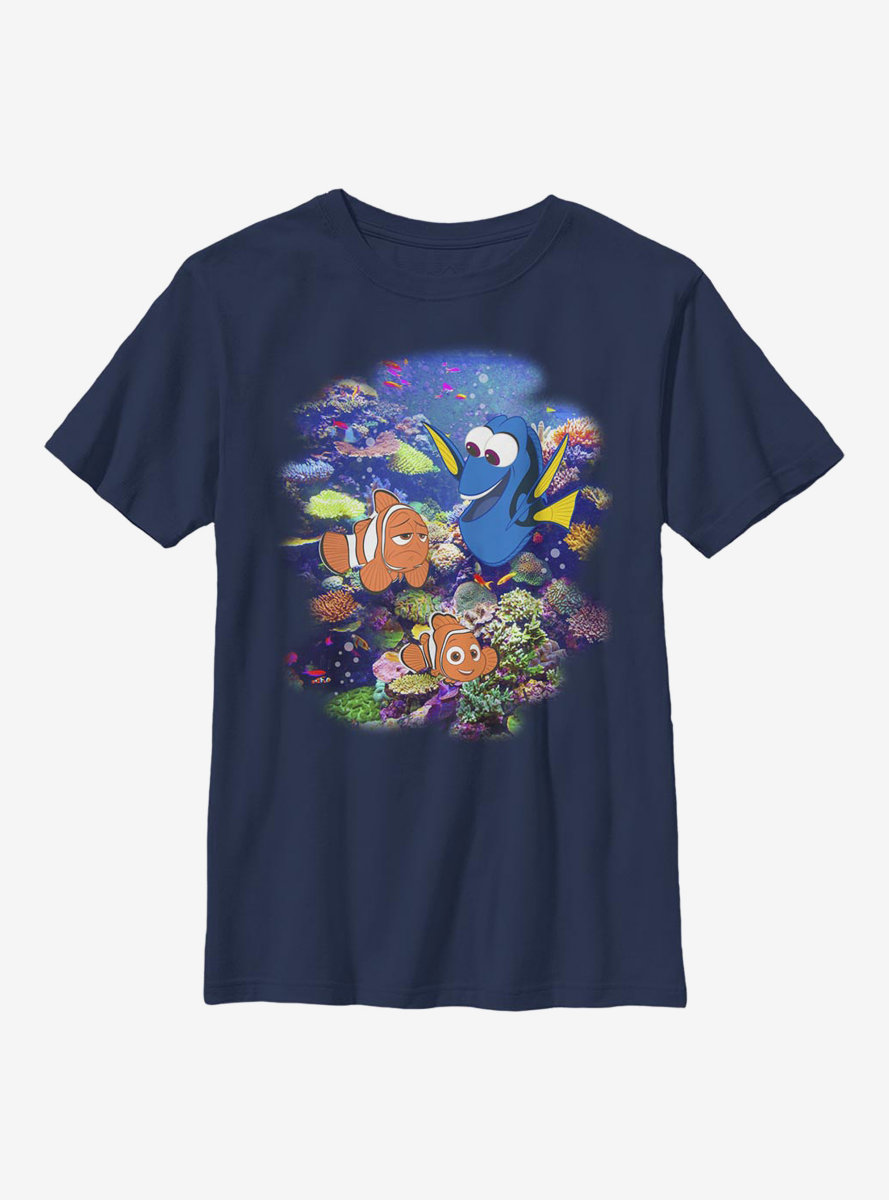 Disney Pixar Finding Dory Reef Dory Youth T-Shirt