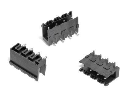 Wurth Elektronik , WR-TBL, 7015B, 10 Way, 1 Row, Horizontal PCB Header (250)