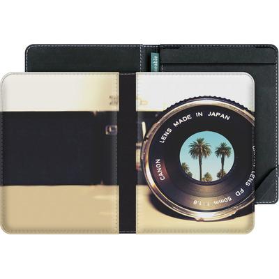 tolino vision 3 HD eBook Reader Huelle - Focus On Palms von Bianca Green