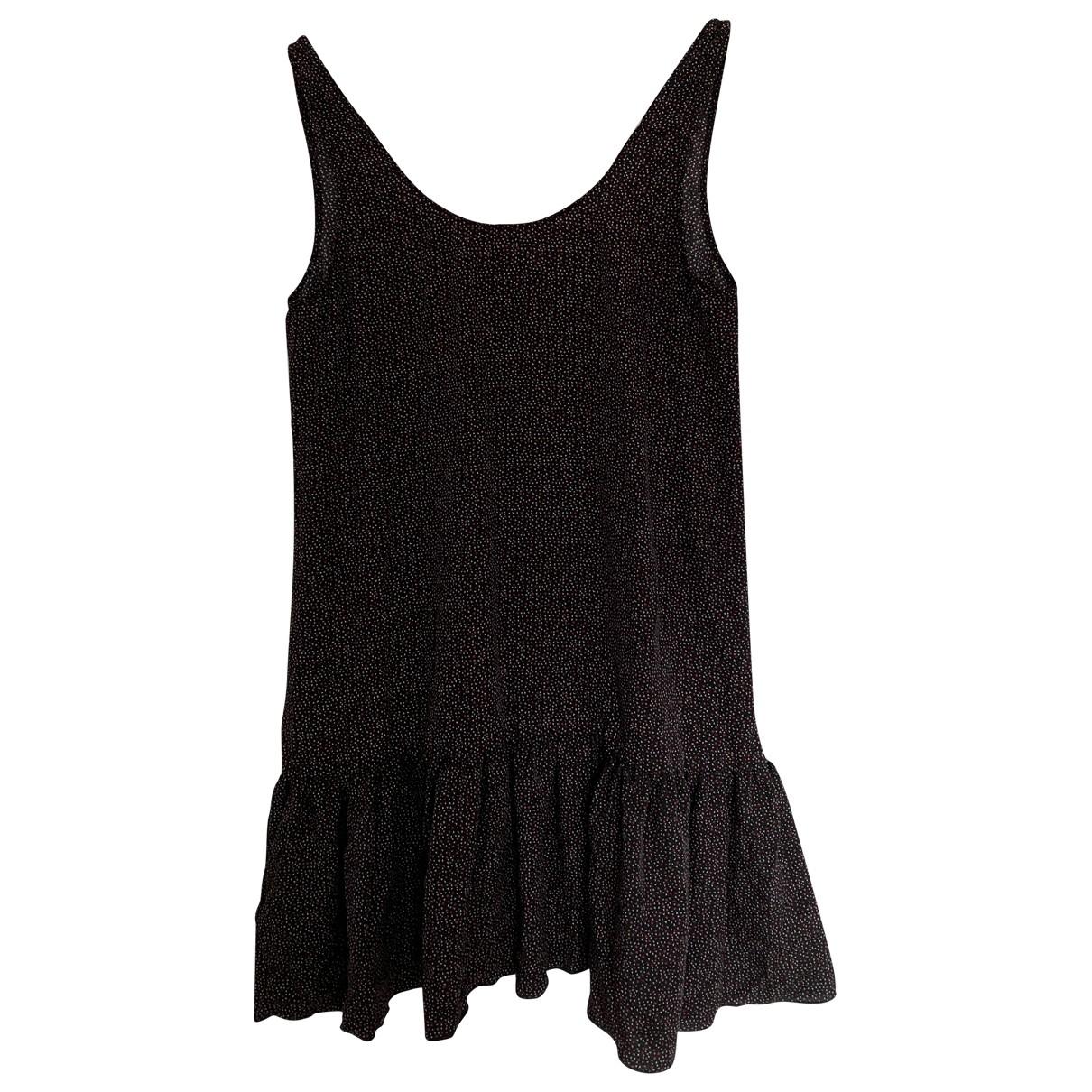 Mango \N Kleid in  Bunt Polyester