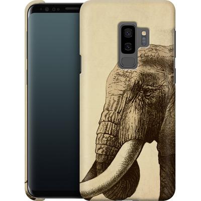 Samsung Galaxy S9 Plus Smartphone Huelle - Old Friend von Eric Fan