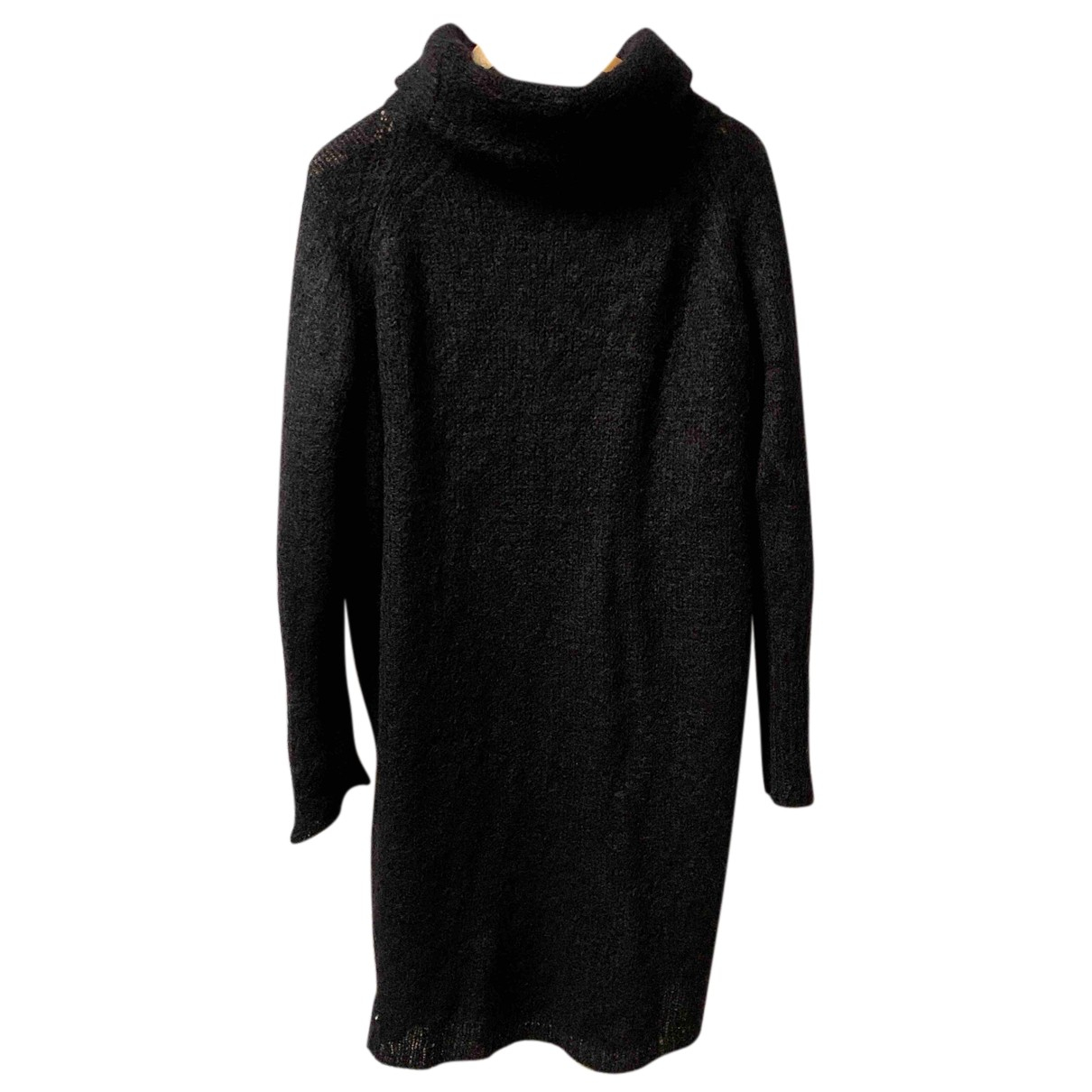 Humanoid N Black Wool Knitwear for Women XL International