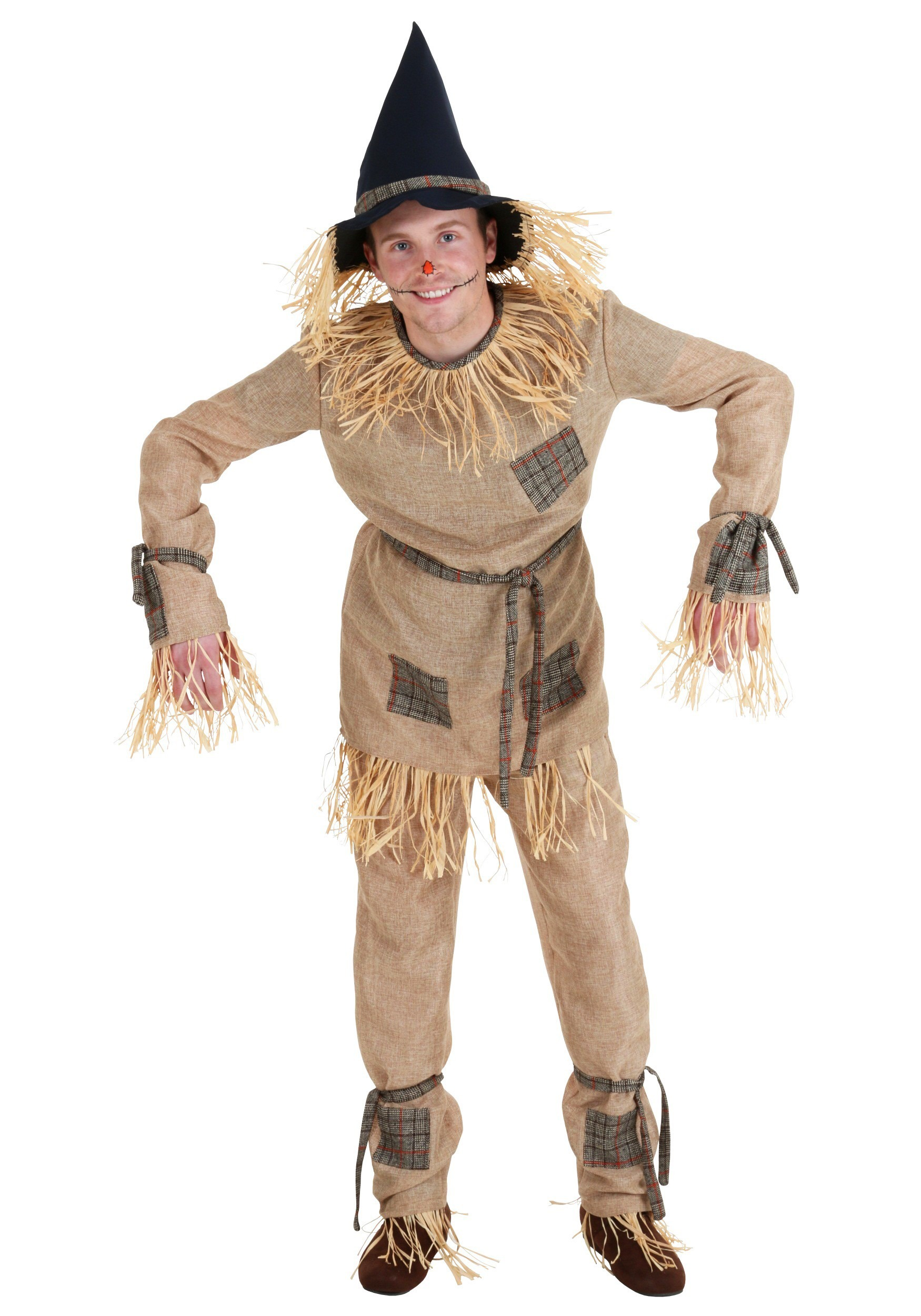 Classic Adult Scarecrow Costume