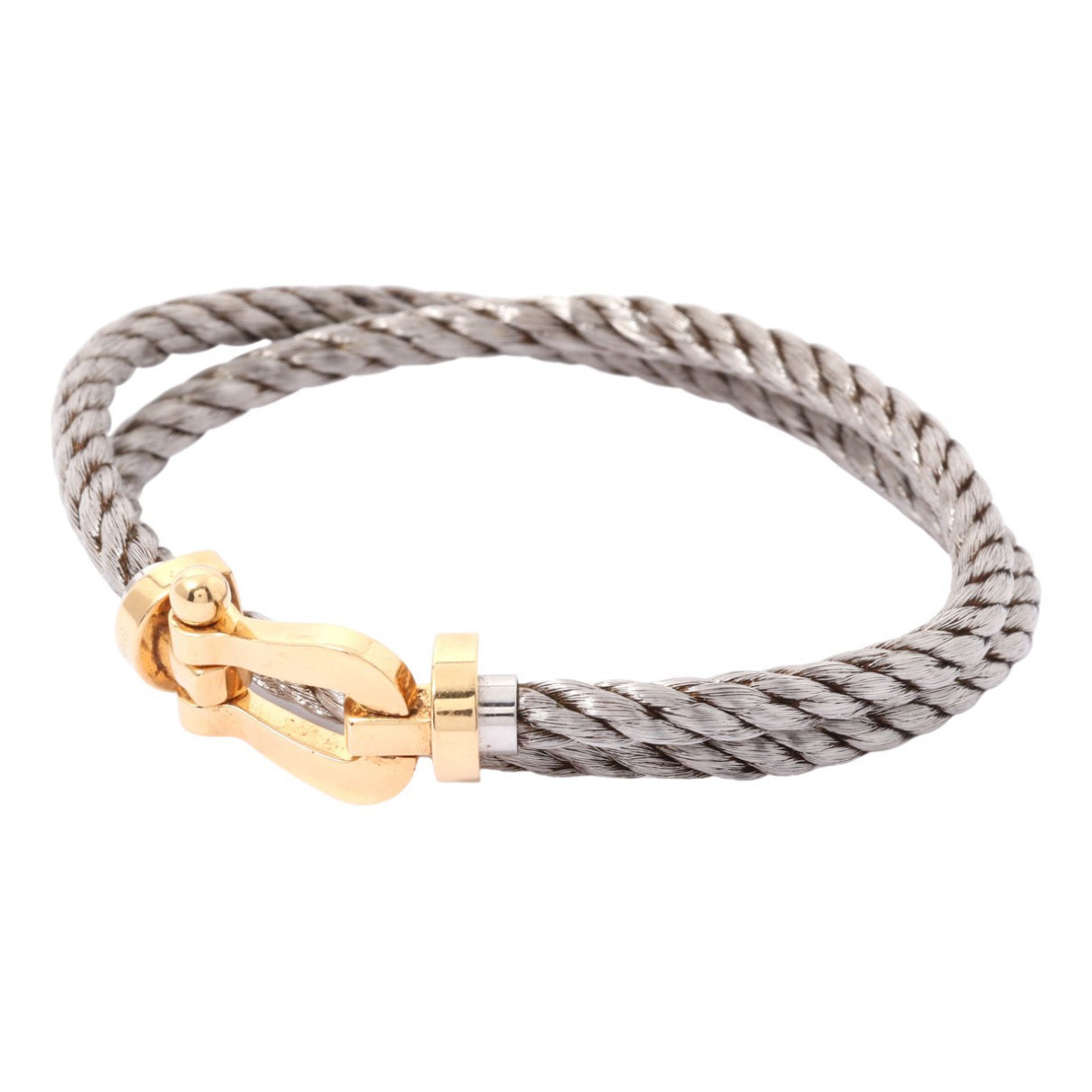 Fred Force 10 Armband in  Silber Stahl